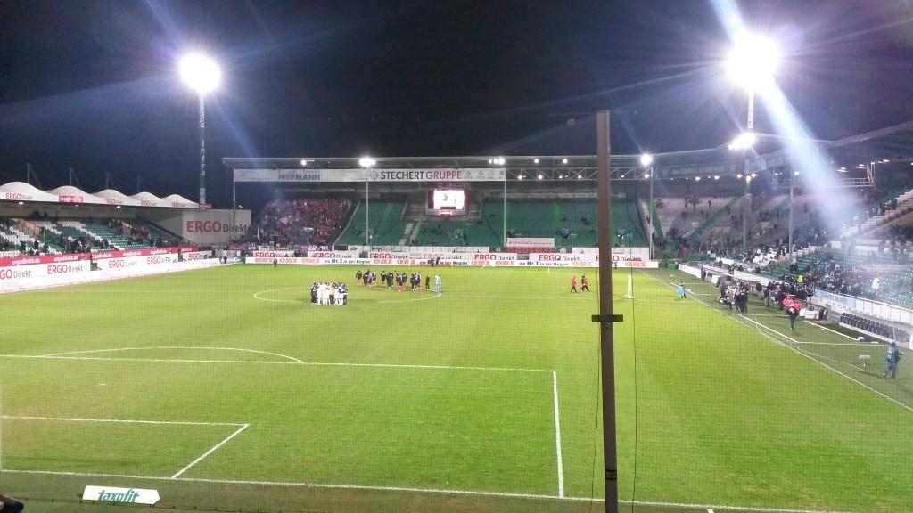 Spvgg Greuther Fürth Rb Leipzig 0 1 David Gohla